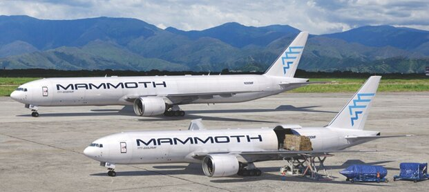 Getting ready to cargo. Image: Mammoth Freighters