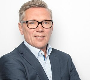 Jörg Herwig is Hellmann's new COO Road & Rail. Image: Hellmann Worldwide Logistics