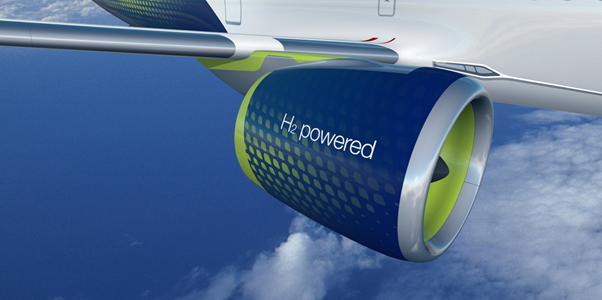 Will we see hydrogen propulsion by the mid-2020s? Image: Airbus