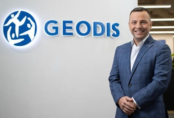 Yigit Saricinar is the new Regional Air Freight Director for APAC. Image: GEODIS