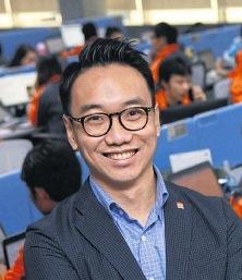 Alex Ng, executive director Kerry Express Thailand