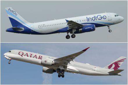 IndiGo and Qatar Airways eye codeshare, joint flights