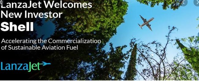 Young LanzaJet (2020) wins Shell investment. Image: LanzaJet