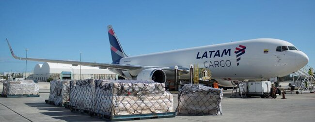 10 more B767-300s due to join over the next 2 years . Image: LATAM