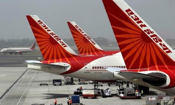 Government aims to sell its entire stake in Air India - company courtesy