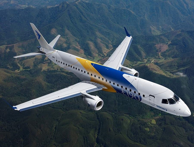 The conversion program will mainly focus on the E190 variant  -  courtesy of Embraer