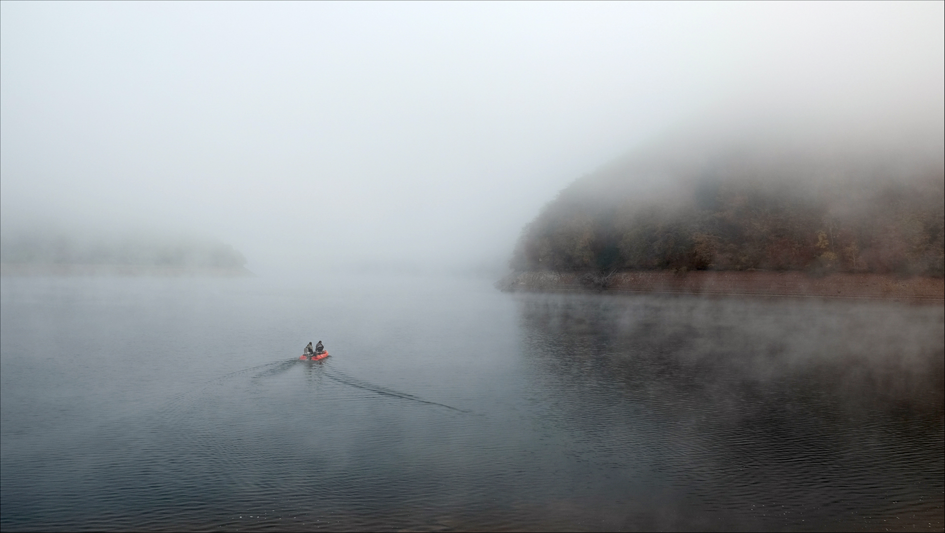 Pêche en hiver   Photo: Ph Leblond