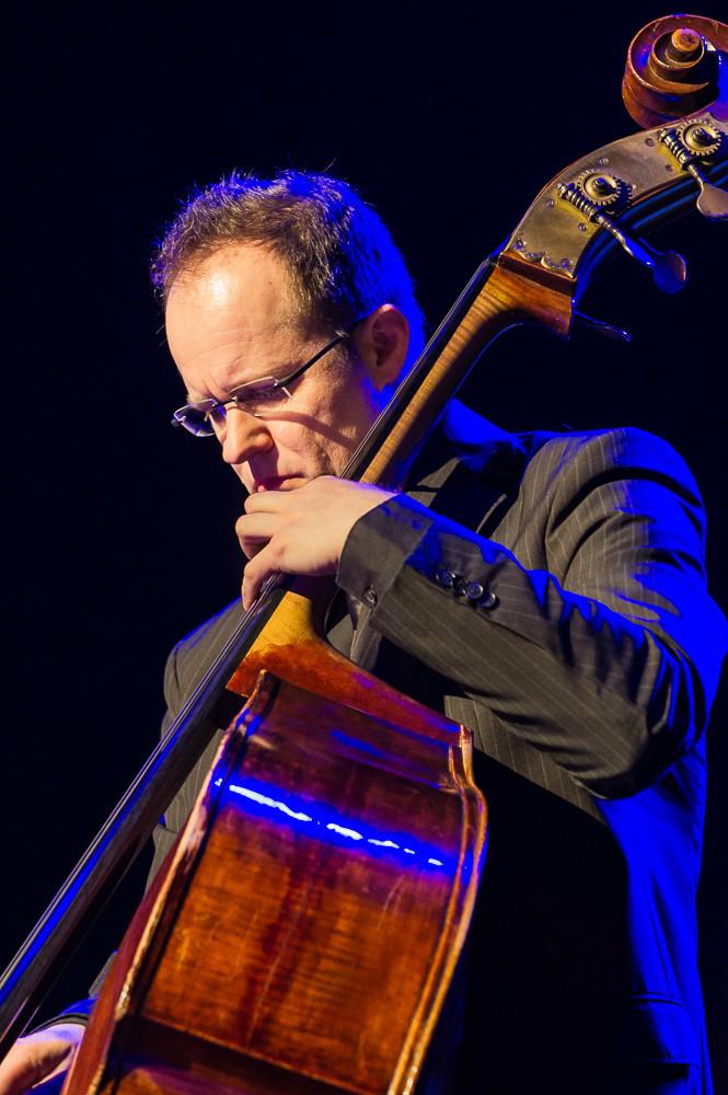 "Dieter Ilg - 24. Internationales Jazzfestival Sankt Ingbert ""Experience"""