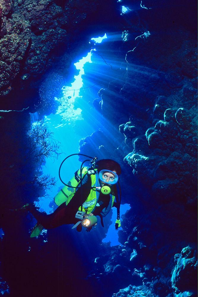 Heike im Roten Meer - Diafilm