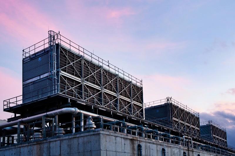 ecodyne torres de enfriamiento