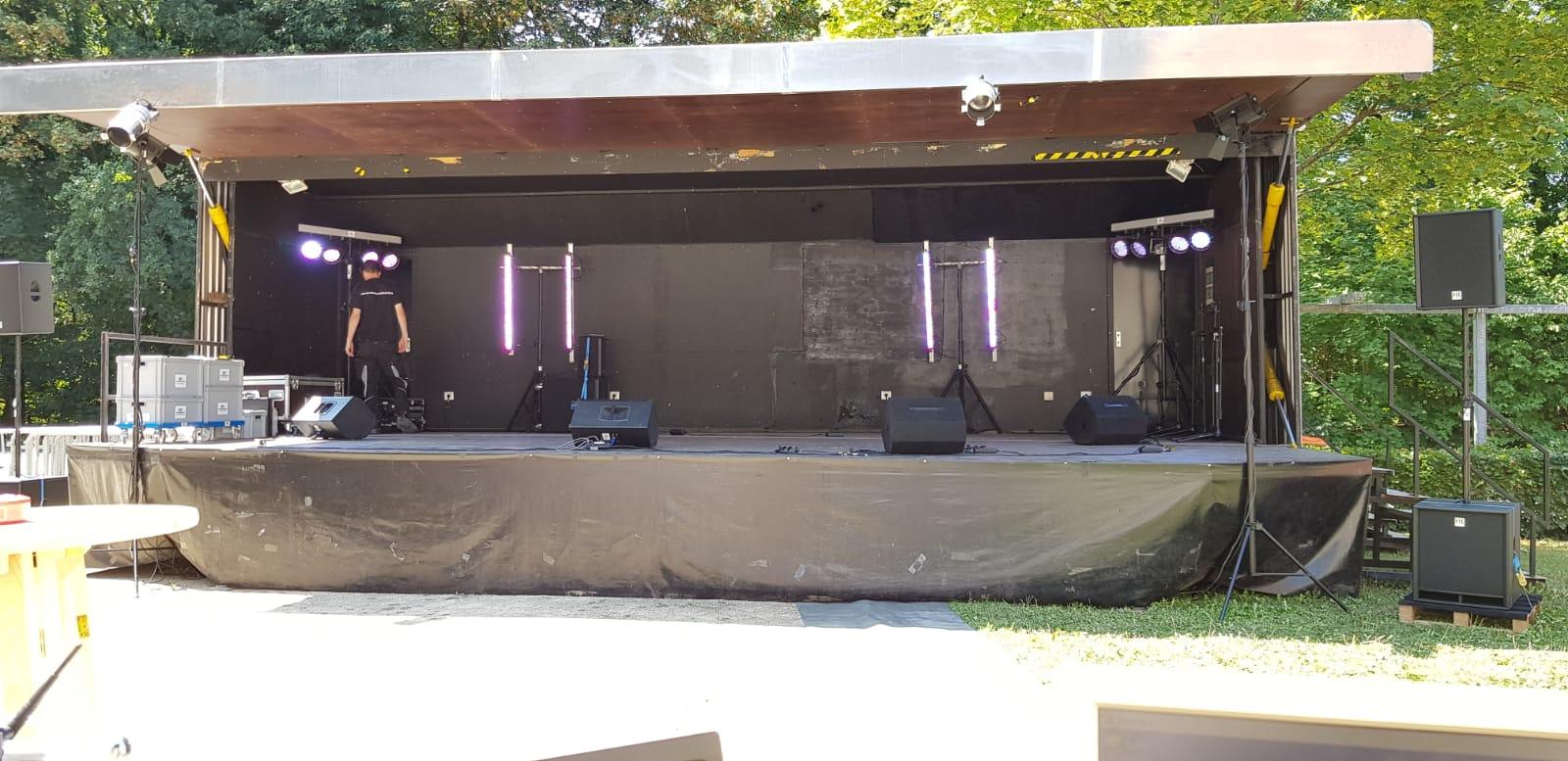 Kleine Bühnen