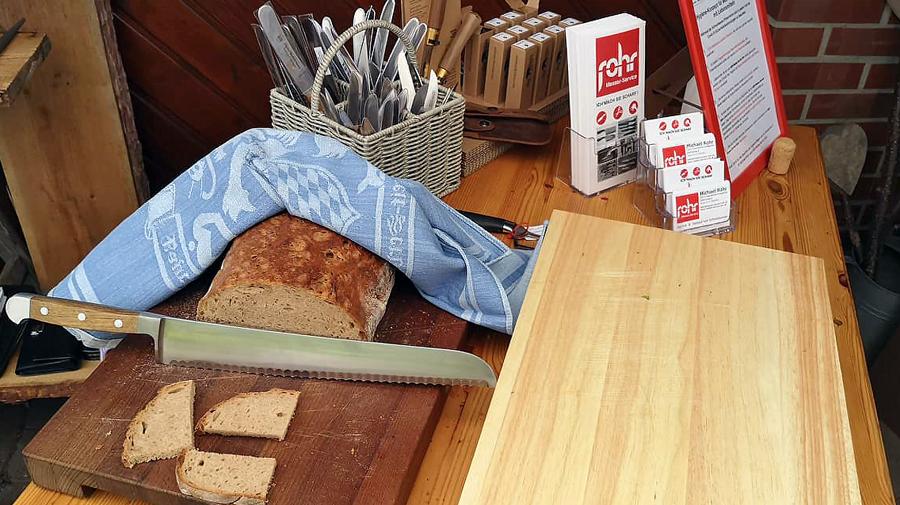 Brotsäge von Fa. Güde