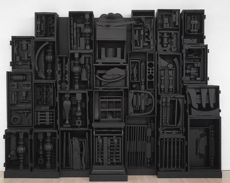 Louise Nevelson, Untitled (1968)