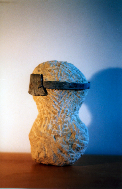 Objects for the Seafloor IV (Portland Stone and Lead)