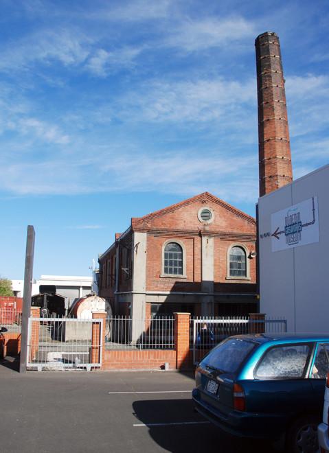 Dunedin Gasworks Museum