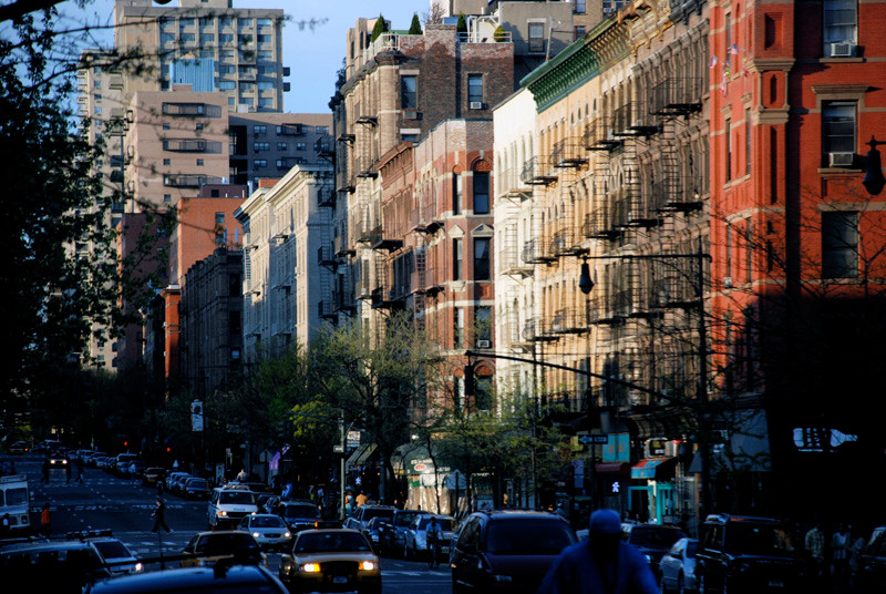 Upper West side street
