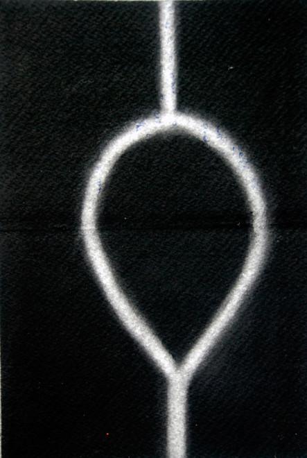 Sign I (charcoal)