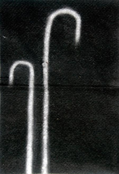Sign III (charcoal)