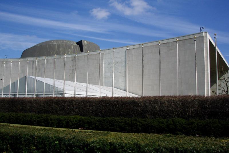 UN complex