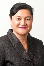 Arihia Bennett, Chief Executive Officer of the Te Rūnanga o Ngāi Tahu tribal council (Click for link)