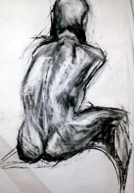 Back (Charcoal)
