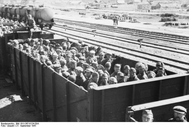 ween 25 percent and 70 percent of the prisoners on these transports from the occupied Baltic countries died en route to Germany' USHMM (Wikime