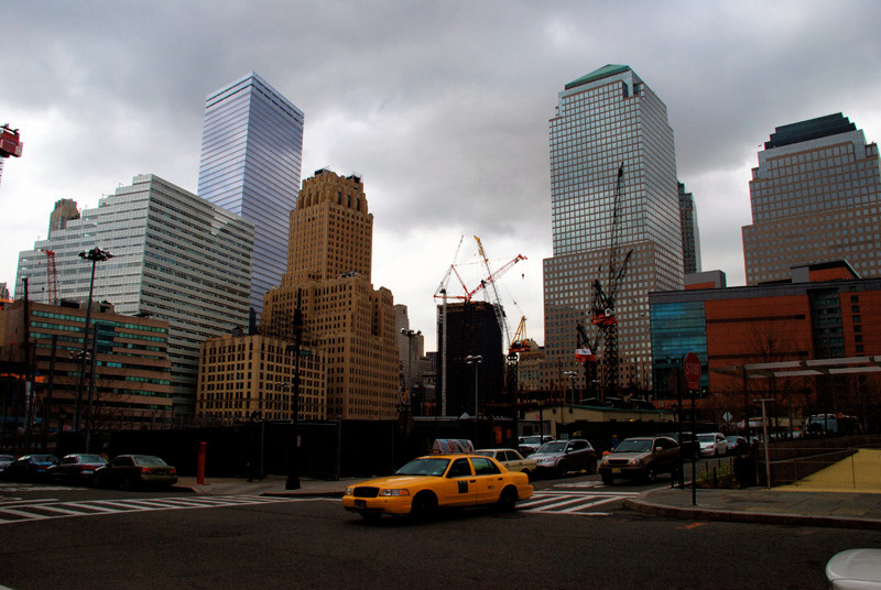 North End, Financial District