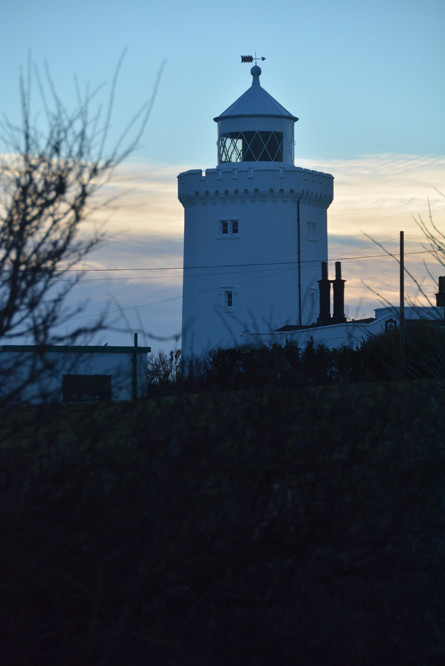 South Foreland Light with no special effects.