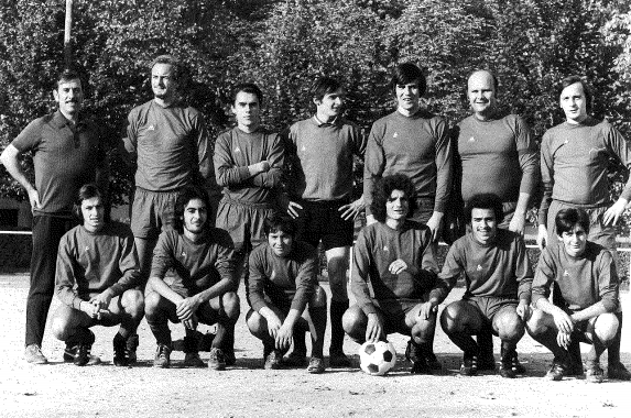 CDM Saison 71/72