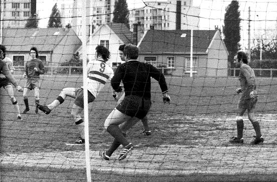 Equipe RESERVE Saison 72/73 Match du titre (Coup de chaud)