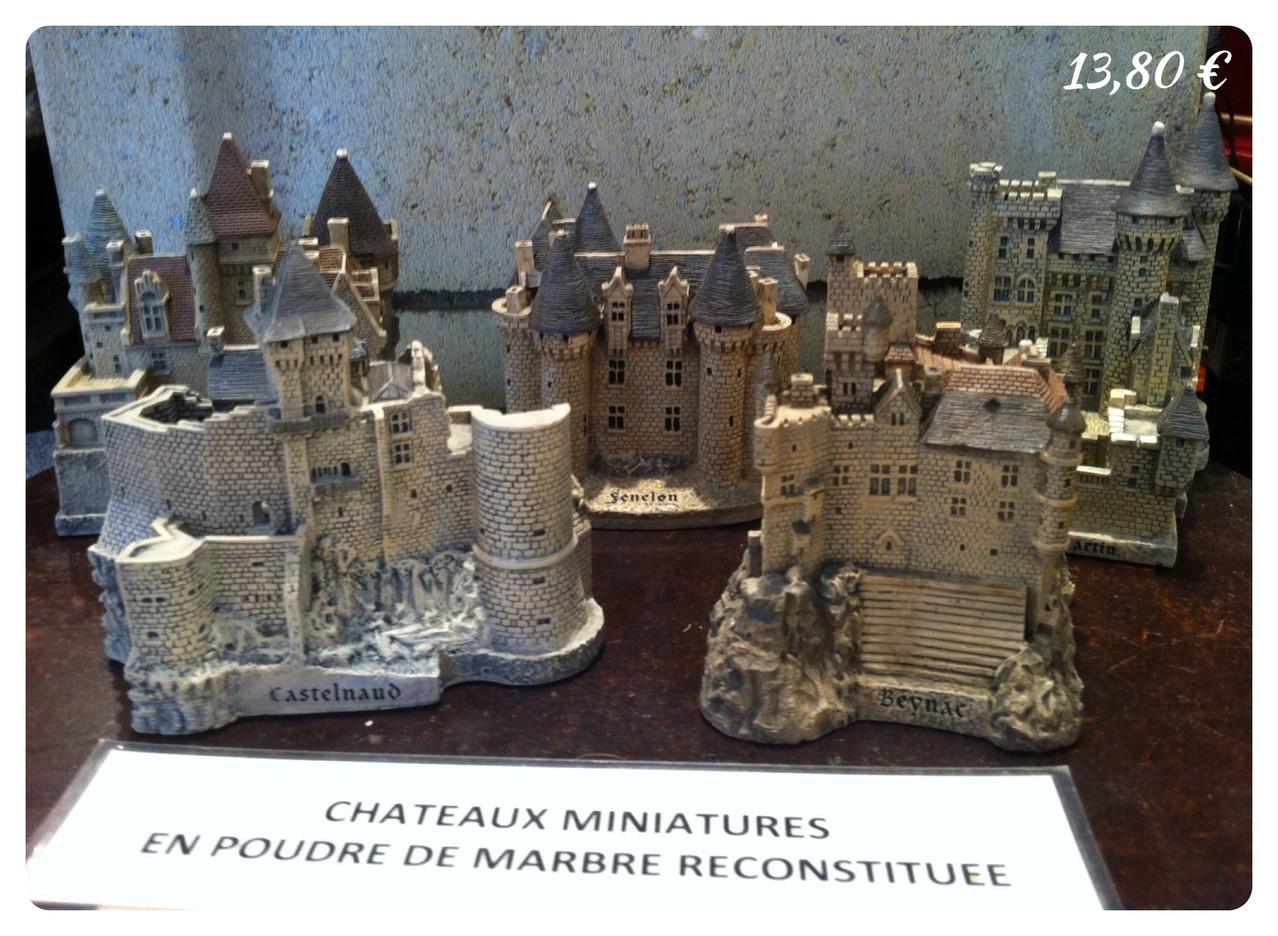 Collection château du Périgord