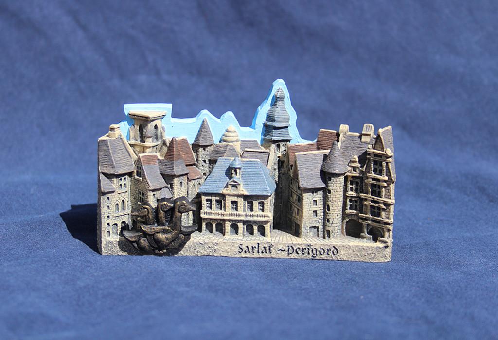 Magnet de la ville de Sarlat-la-Canéda