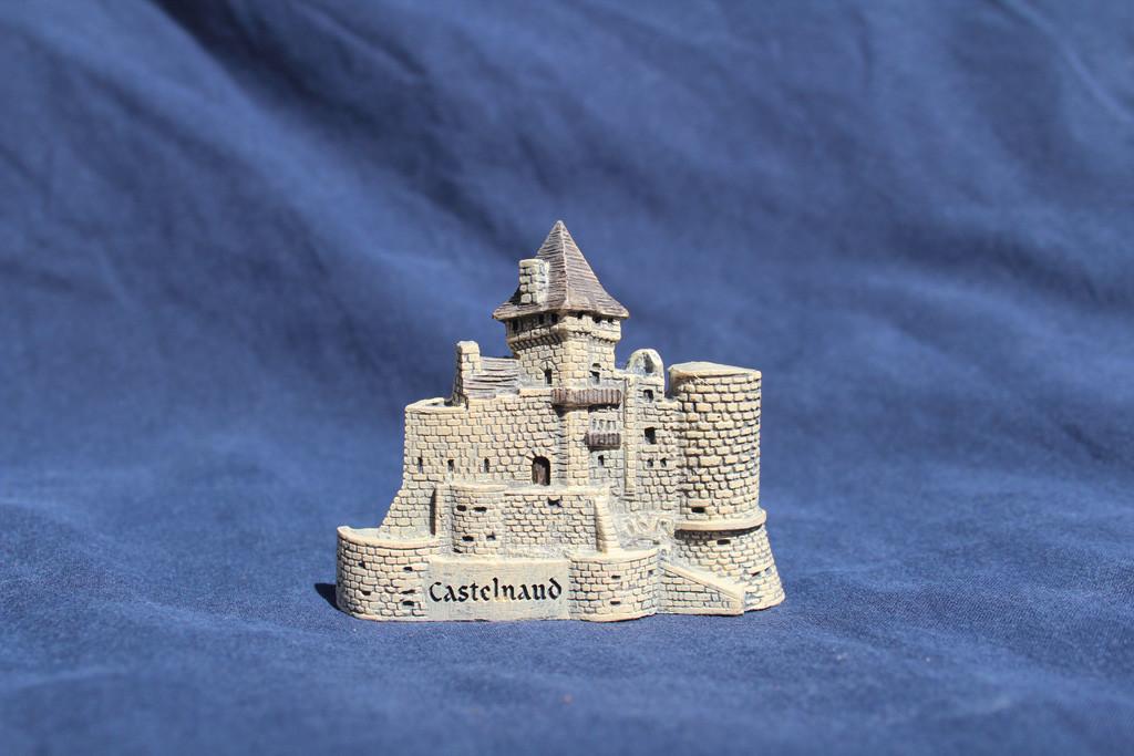 Magnet du château de Castelnaud