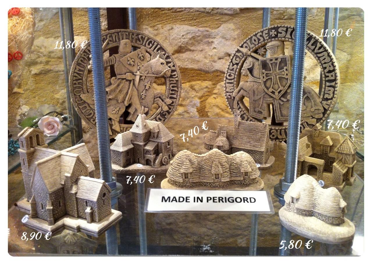 Maisons et bories du Périgord