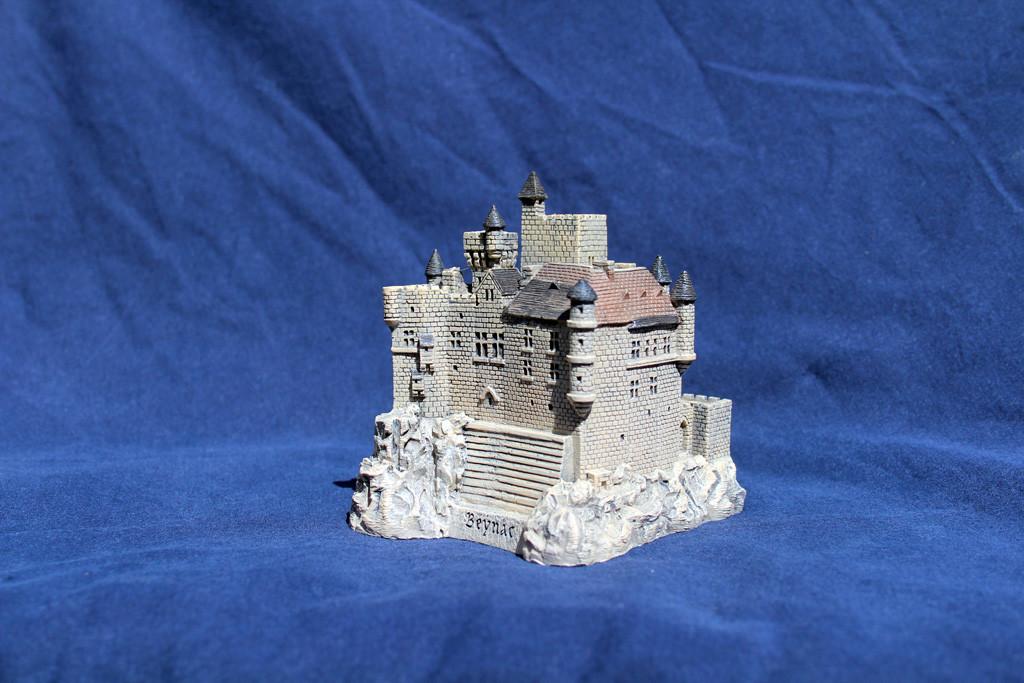 Figurine du château de Beynac