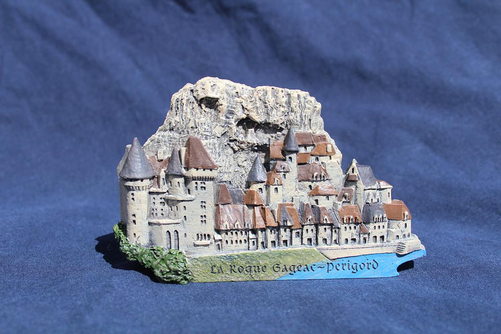 Magnet du village de la Roque-gageac