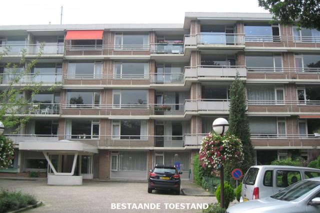 Revitalisering 110 appartementen. Werkzaamheden: kostenbewaking en directievoering.