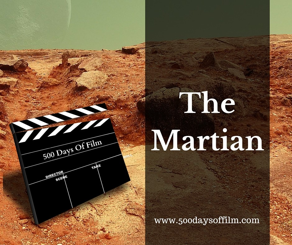 16. The Martian - Click here to read my review