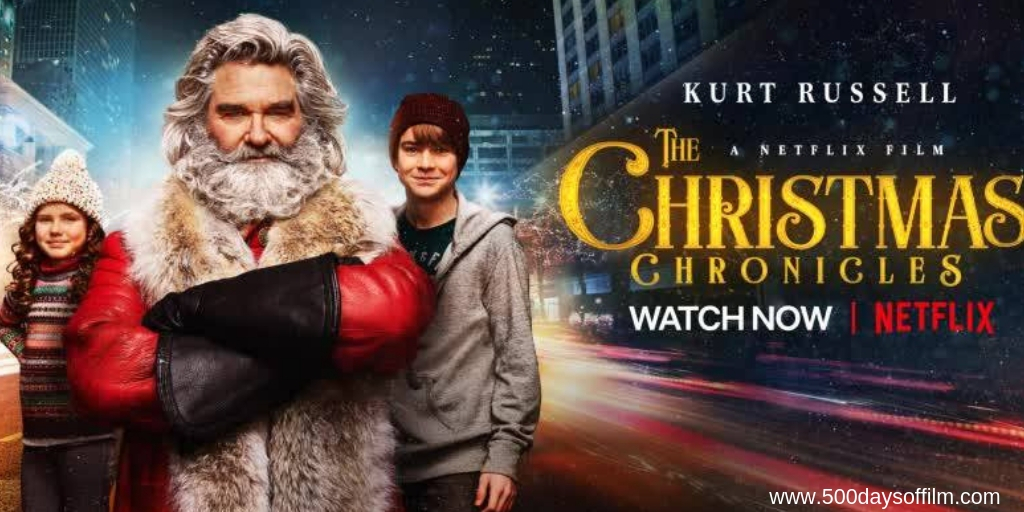 The Christmas Chronicles - 500 Days Of Film