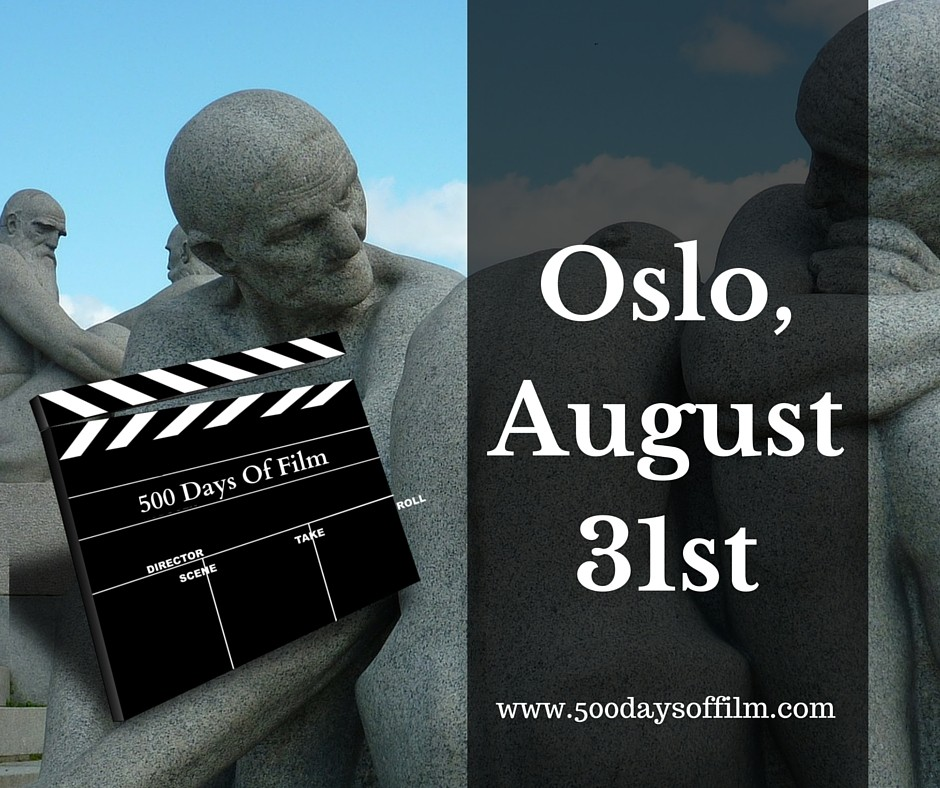 6. Oslo, August 31st - Click Here For My Review!
