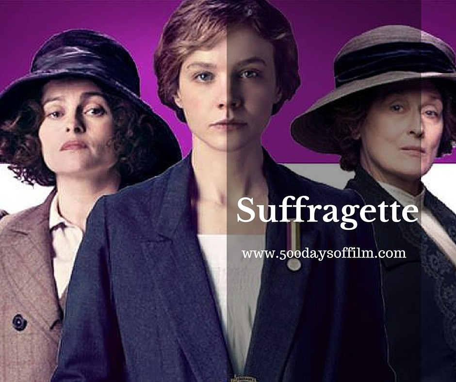 20. Suffragette - Click here to read my review