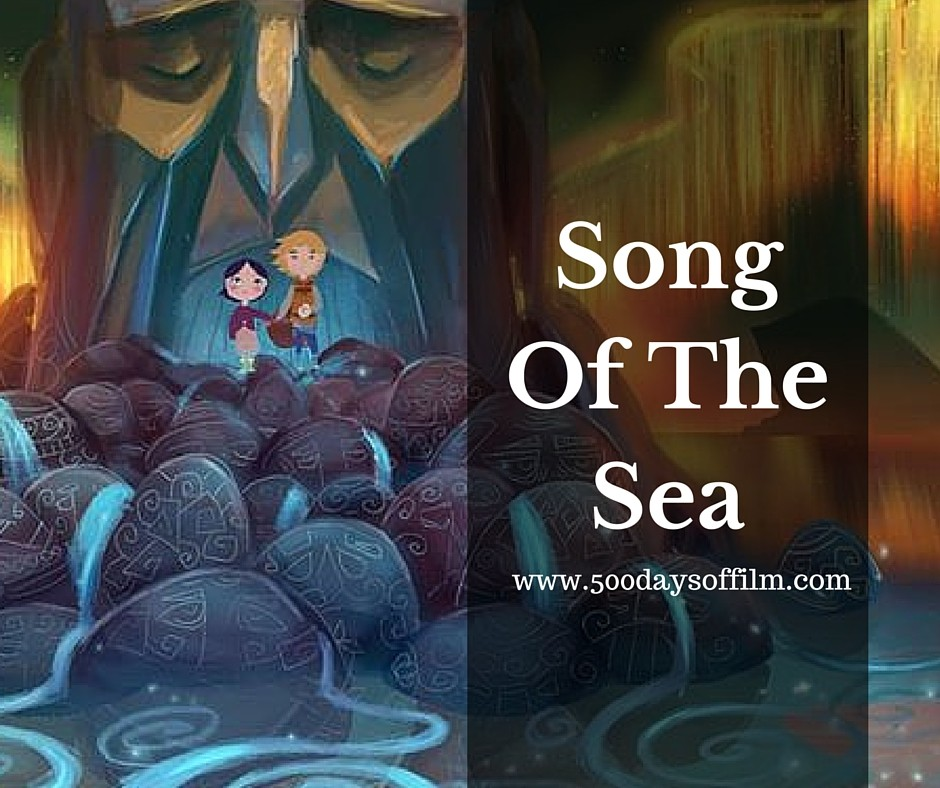 7, Song Of The Sea - Click here to read my review