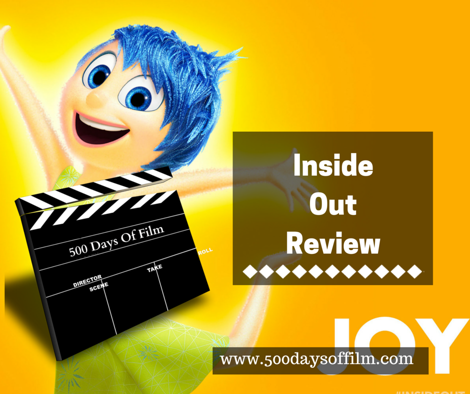 4. Inside Out - Click Here To See My Review!