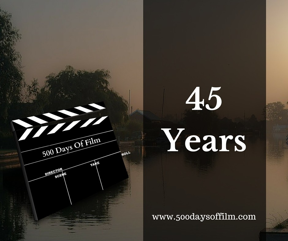 8. 45 Years - Click here to read my review