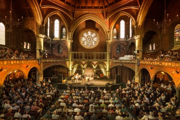 Union Chapel, Islington