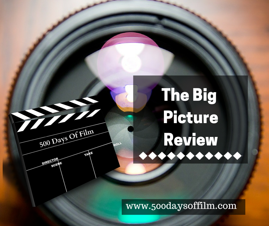 3. The Big Picture - Click Here For My Review!
