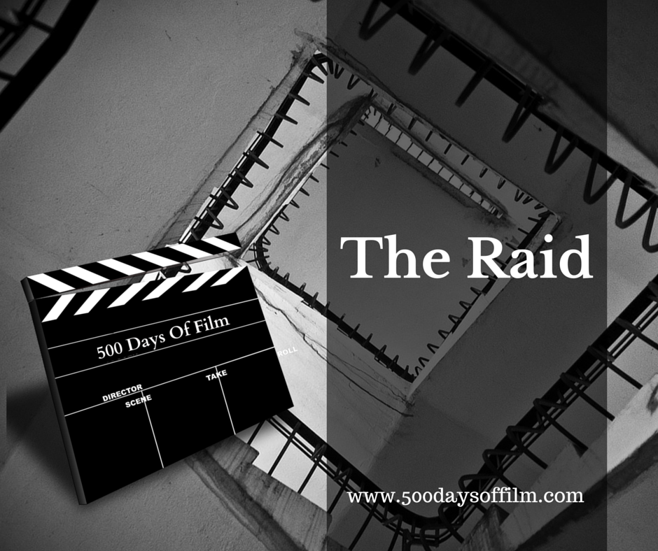 19. The Raid - Click Here To See My Review!