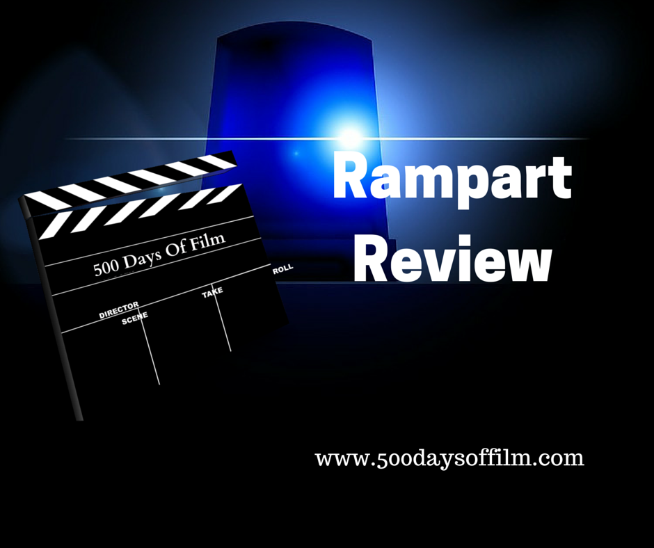 5. Rampart - Click Here For My Review!