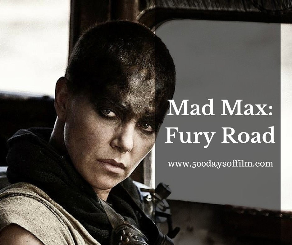 12. Mad Max: Fury Road