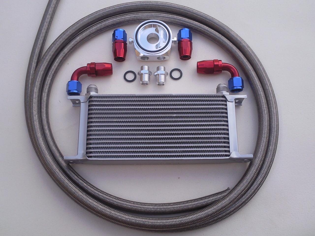 radiateurs d 39 huile kits complets et accessoires dp race pi ces et accessoires pour le sport auto. Black Bedroom Furniture Sets. Home Design Ideas